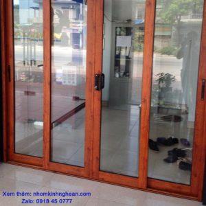 cửa nhôm kính ở Hà Tĩnh