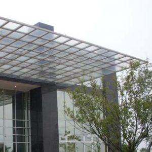 mái kính tại Thanh Hóa