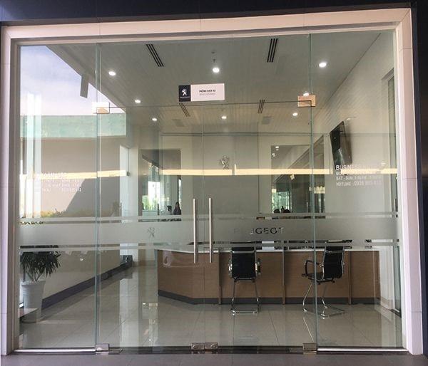 cửa kính cường lực ở Thanh Hóa