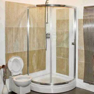 phòng tắm kính tại Vinh